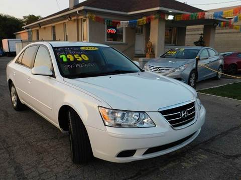 2009 Hyundai Sonata for sale at Gold Star Auto Sales in Murry UT