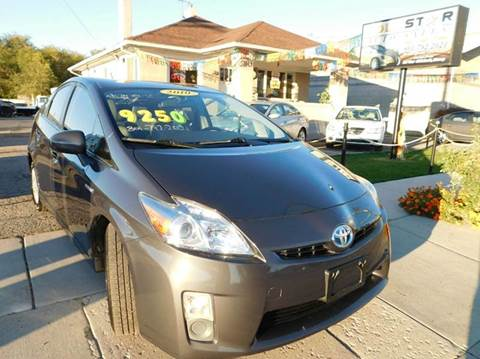 2010 Toyota Prius for sale at Gold Star Auto Sales in Murry UT