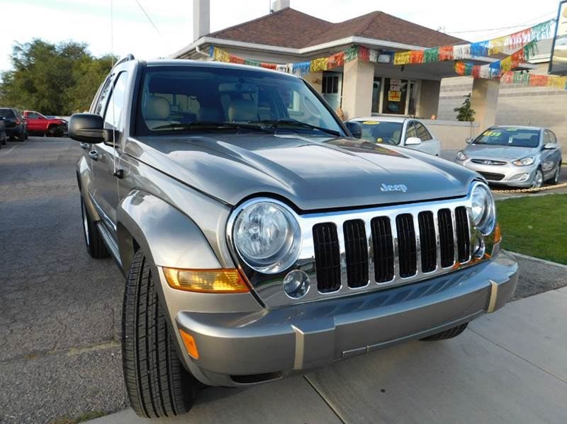 2007 Jeep Liberty for sale at Gold Star Auto Sales in Murry UT