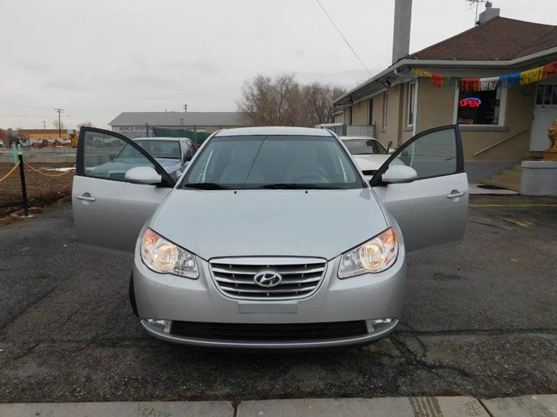 2010 Hyundai Elantra for sale at Gold Star Auto Sales in Murry UT