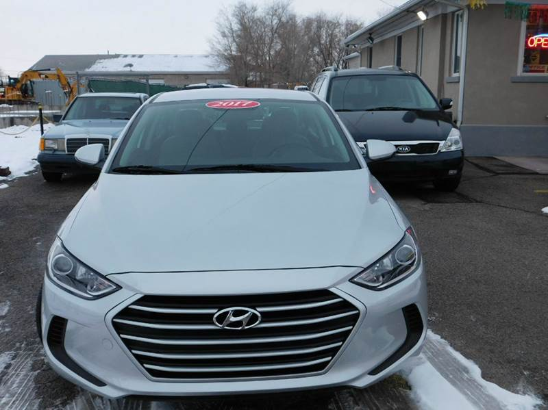 2017 Hyundai Elantra for sale at Gold Star Auto Sales in Murry UT