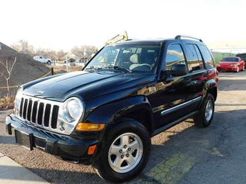 2005 Jeep Liberty for sale at Gold Star Auto Sales in Murry UT