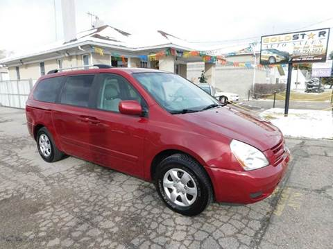 2009 Kia Sedona for sale at Gold Star Auto Sales in Murry UT