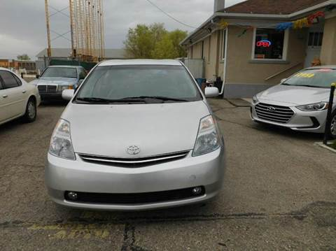 2008 Toyota Prius for sale at Gold Star Auto Sales in Murry UT