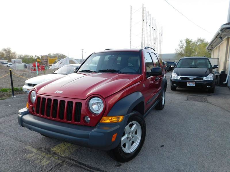 2006 Jeep Liberty for sale at Gold Star Auto Sales in Murry UT