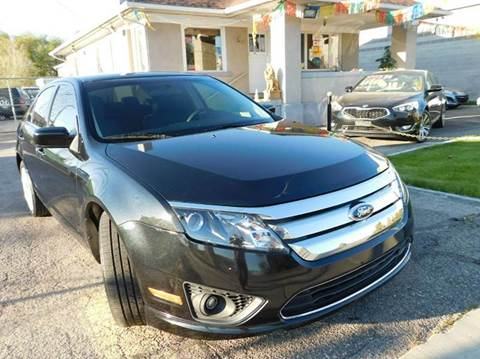 2010 Ford Fusion for sale in Murry, UT
