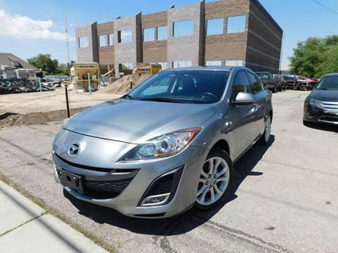 2010 Mazda MAZDA3 for sale at Gold Star Auto Sales in Murry UT