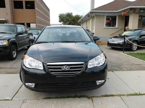 2009 Hyundai Elantra for sale at Gold Star Auto Sales in Murry UT