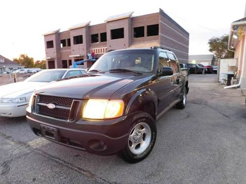 2004 Ford Explorer Sport Trac for sale in Murry, UT