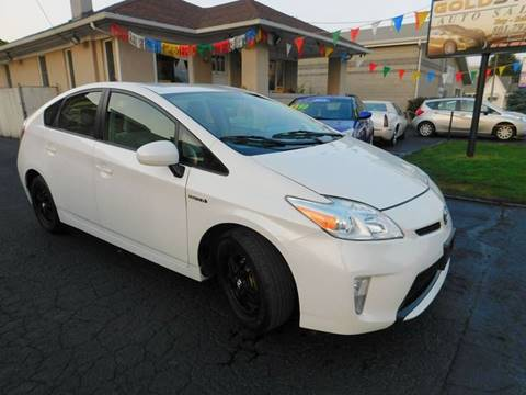 2012 Toyota Prius for sale at Gold Star Auto Sales in Murry UT