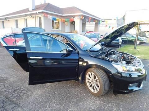 2014 Honda Accord for sale in Murry, UT
