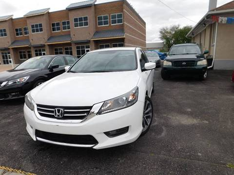 2015 Honda Accord for sale in Murry, UT