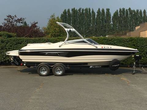 2011 Larson Senza 226 for sale in Burlington, WA