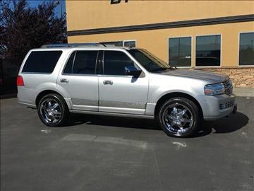 2010 Lincoln Navigator for sale in Burlington, WA