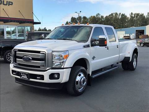 2015 Ford F-350 Super Duty for sale in Burlington, WA
