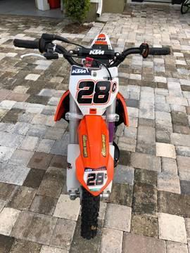 2016 KTM 50 MINI for sale in Orlando, FL