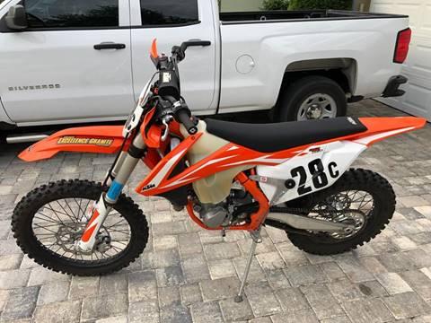 2018 KTM 450 XCF for sale in Orlando, FL