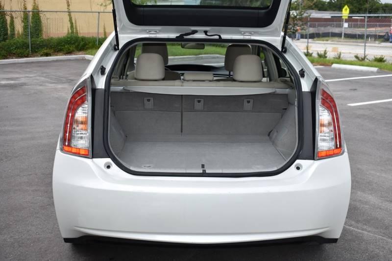 2015 Toyota Prius Two 4dr Hatchback In Orlando FL - Mix Autos