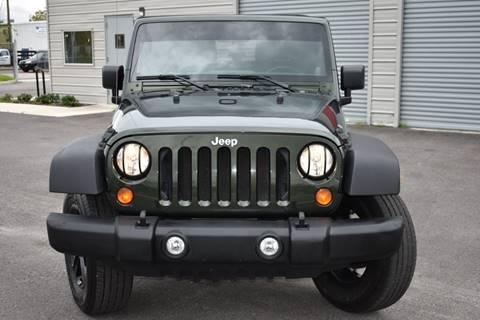 2011 Jeep Wrangler for sale in Orlando, FL