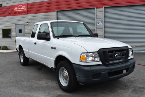 2006 Ford Ranger XL for sale at Mix Autos in Orlando FL