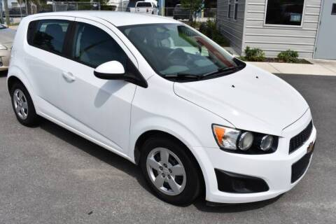 2015 Chevrolet Sonic for sale at Mix Autos in Orlando FL