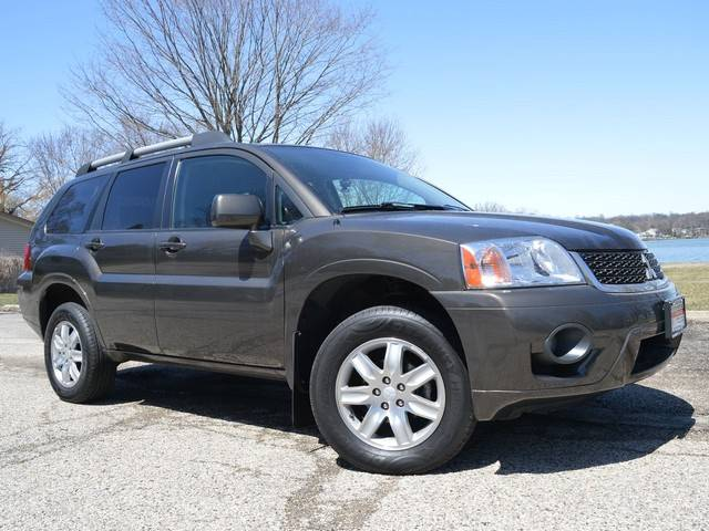 2011 Mitsubishi Endeavor AWD LS 4dr SUV In Mchenry IL - Auto Outpost