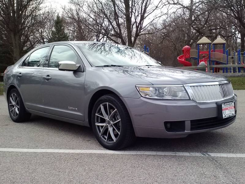 2006 Lincoln Zephyr 4dr Sedan In Mchenry Il Auto Outpost North Inc