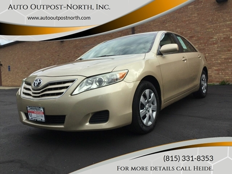 2010 Toyota Camry for sale in Mchenry, IL