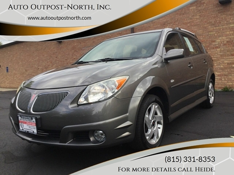 2006 Pontiac Vibe for sale in Mchenry, IL