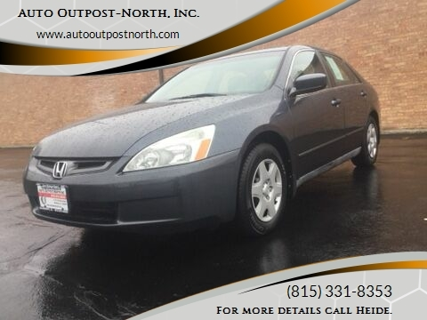 2005 Honda Accord for sale in Mchenry, IL