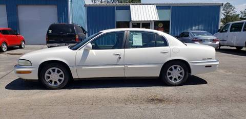 2002 Buick Park Avenue for sale in Donalsonville, GA