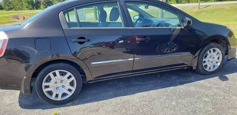 2010 Nissan Sentra for sale in Donalsonville, GA