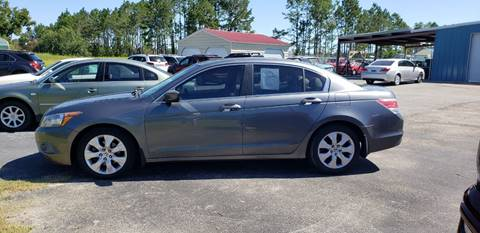 2008 Honda Accord for sale in Donalsonville, GA