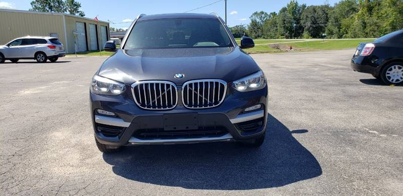 Drake Auto Sales >> 2018 Bmw X3 Awd Xdrive30i 4dr Suv In Donalsonville Ga