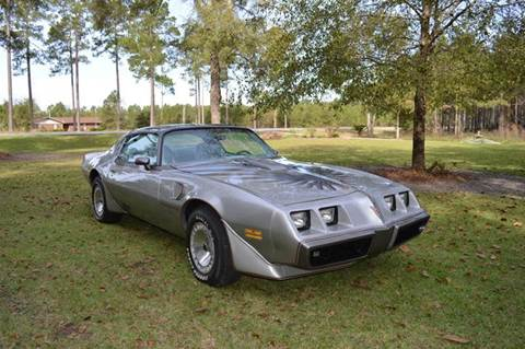 1979 Pontiac Trans Am for sale in Donalsonville, GA