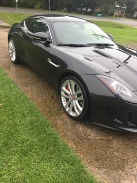 2015 Jaguar F-TYPE for sale in Raceland, LA