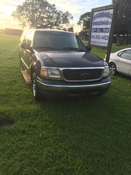 2002 Ford Expedition for sale in Raceland, LA