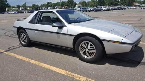 1986 Pontiac Fiero for sale in Ashland, MA