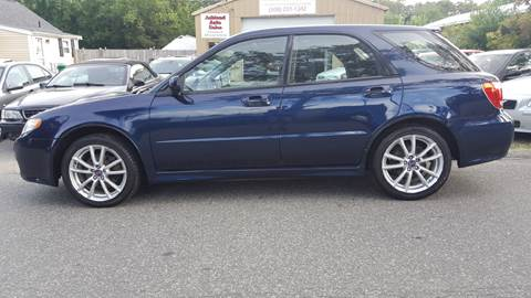 2005 Saab 9-2X for sale at Ashland Auto Sales in Ashland MA