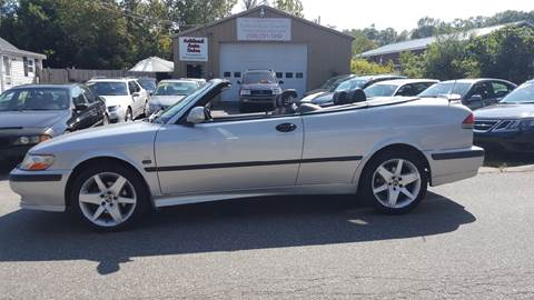 2002 Saab 9-3 for sale in Ashland, MA