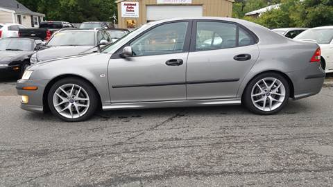 2003 Saab 9-3 for sale at Ashland Auto Sales in Ashland MA