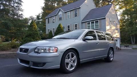2007 Volvo V70 for sale at Ashland Auto Sales in Ashland MA