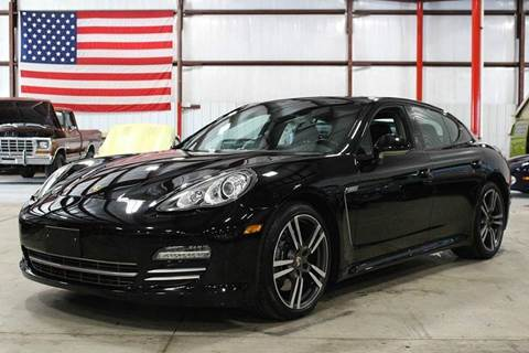 2013 Porsche Panamera for sale in Grand Rapids, MI