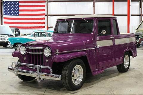 1950 Jeep Willys for sale in Grand Rapids, MI
