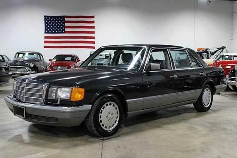 1987 Mercedes-Benz 420-Class for sale in Grand Rapids, MI