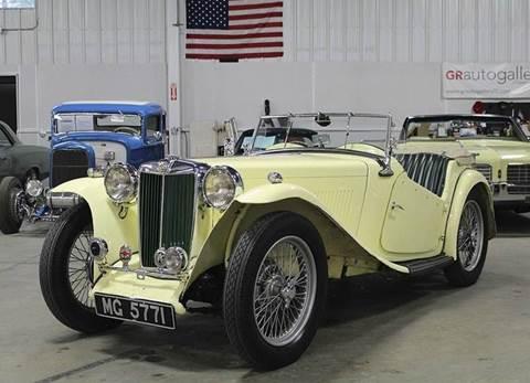 1948 MG TC for sale in Grand Rapids, MI