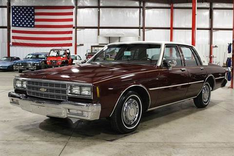 1981 Chevrolet Impala for sale in Grand Rapids, MI