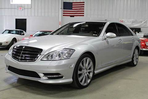 2008 Mercedes-Benz S-Class for sale in Grand Rapids, MI