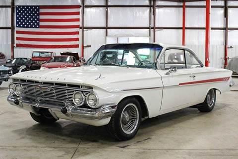 1961 Chevrolet Impala for sale in Grand Rapids, MI