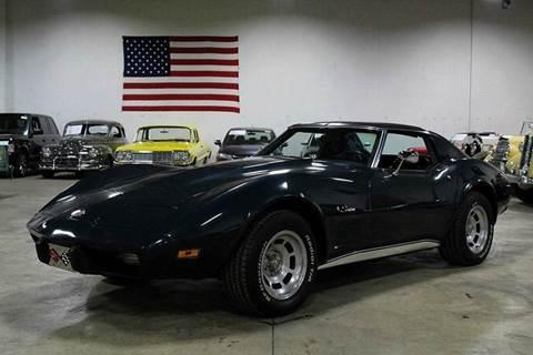 1975 Chevrolet Corvette for sale in Grand Rapids, MI